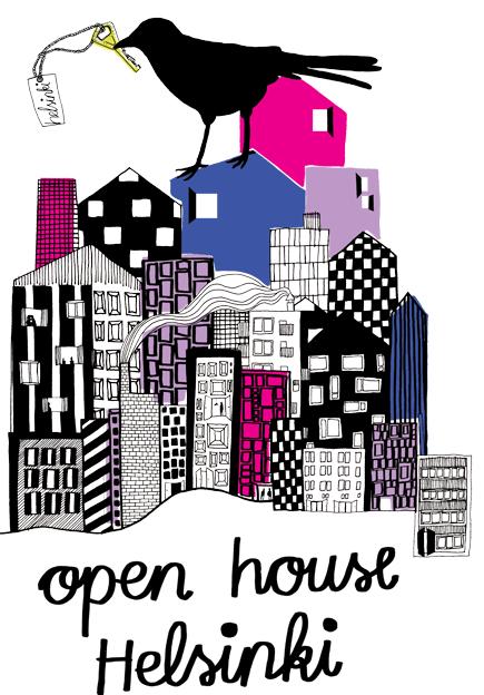 OpenHouseHelsinki kuva_logosta