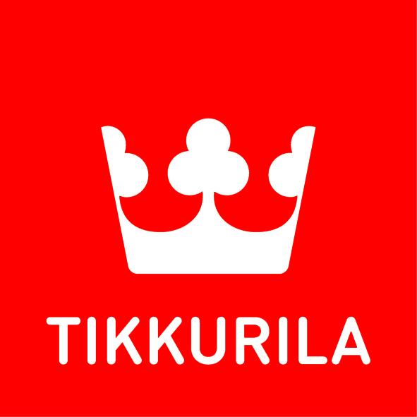 Tikkurila logo RED LABEL