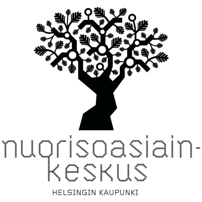nuorisoasiainkeskus logo