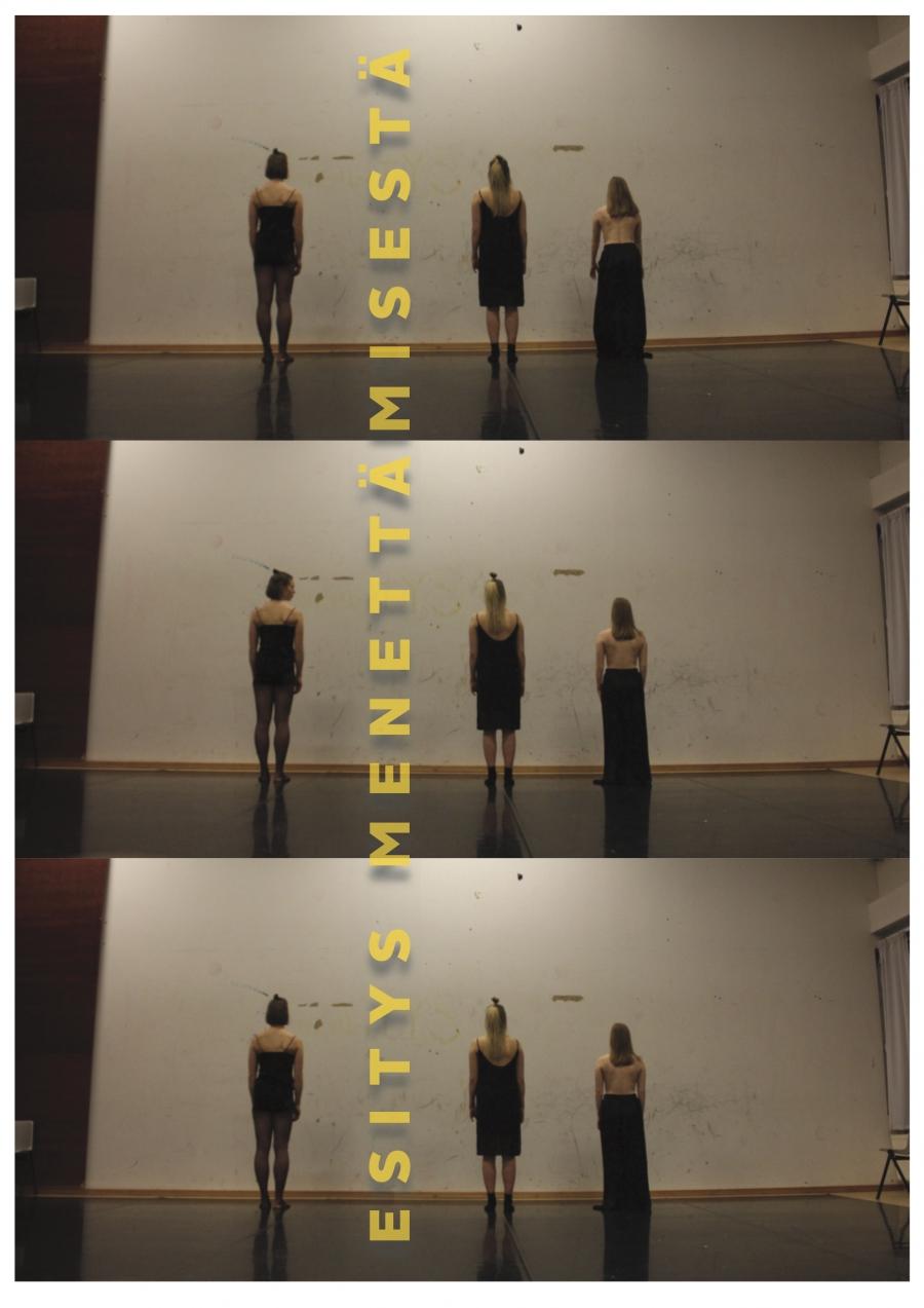 Performanssi Esitys menettämisestä Insta
