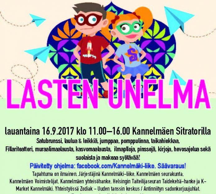 LastenUnelma2017