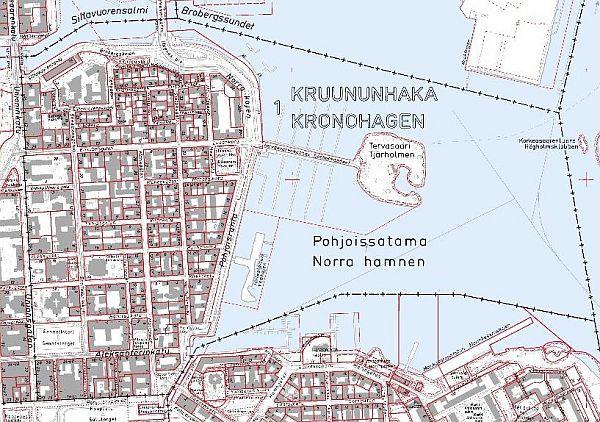 Kruununhaan Historiaa Kruununhaka
