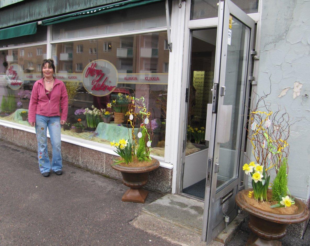 kukkakauppa 2