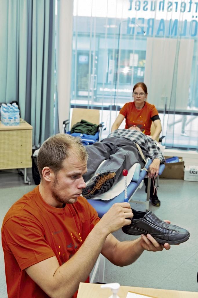 Metropolia kenkäreseptejä kuva Sofie Jokinen