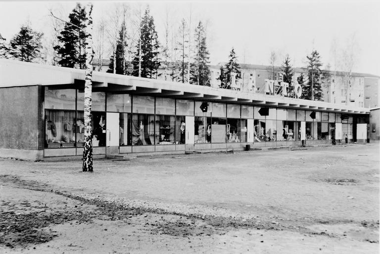 1959 Osuusliike Elannon myymälä Roihuvuorentie 26 HKMS000005 km0039gj