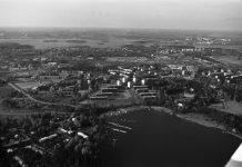 1970 Ilmakuva HKMS000005 km0000nws4 FINNA Helsingin kaupunginmuseo