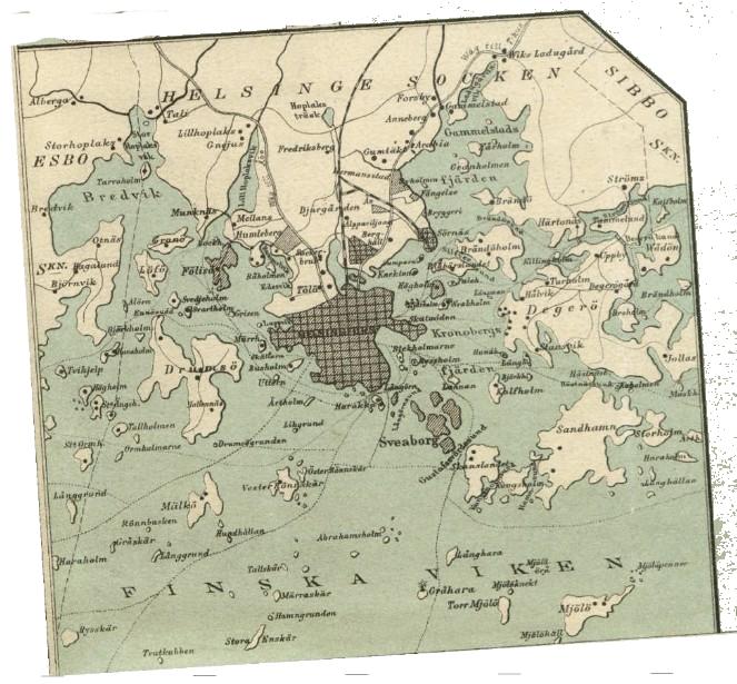 Hki yleiskartta 1900