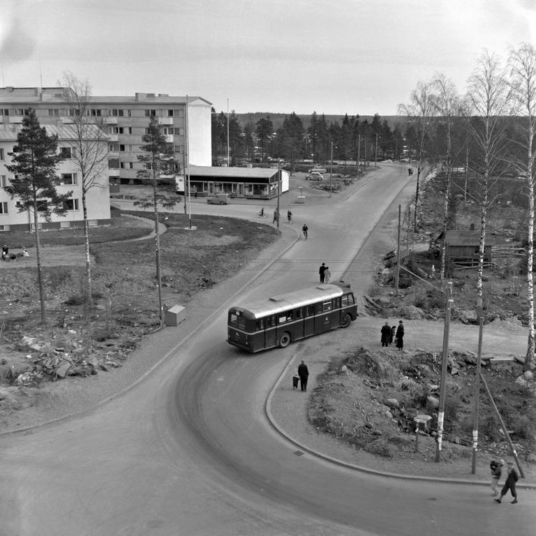 Prinssintie HKMS000005 km0000mw24 Finna Helsingin kaupunginmuseo