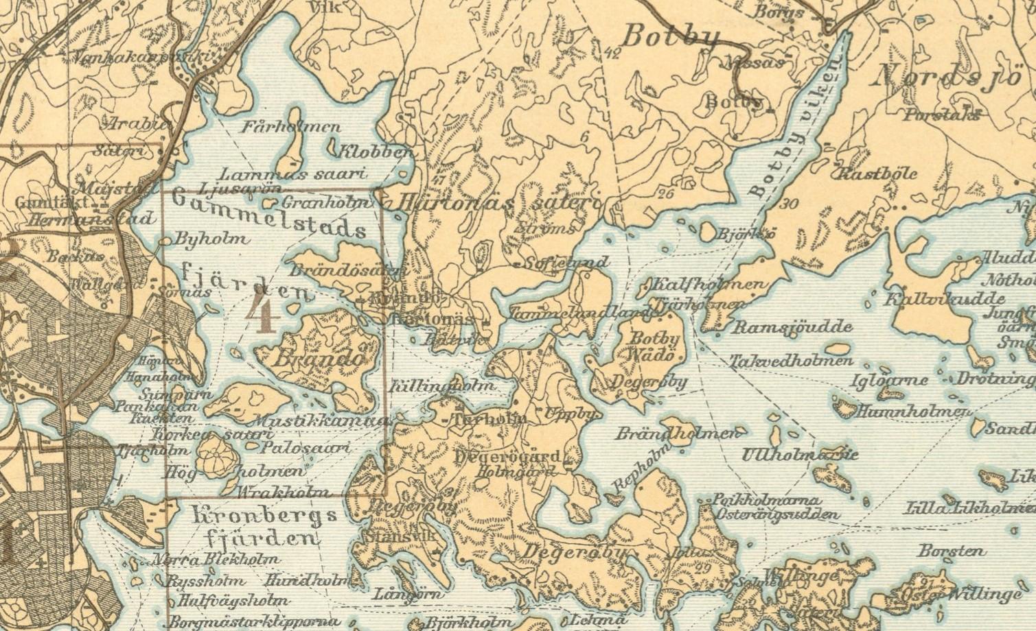 Helsinki ympäristöineen. Suomen matkailuyhdistys 1920.