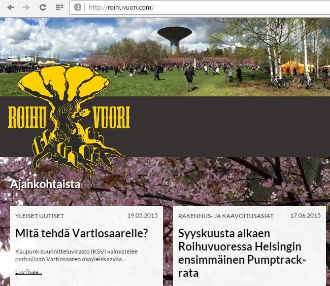 Uusi web-sivu-kuva