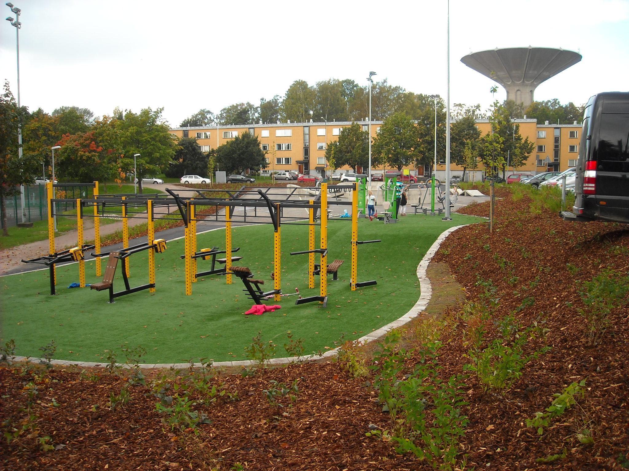 Roihikan liikuntapuisto