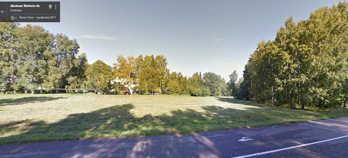 Viljelyalue Google Street view-palvelussa