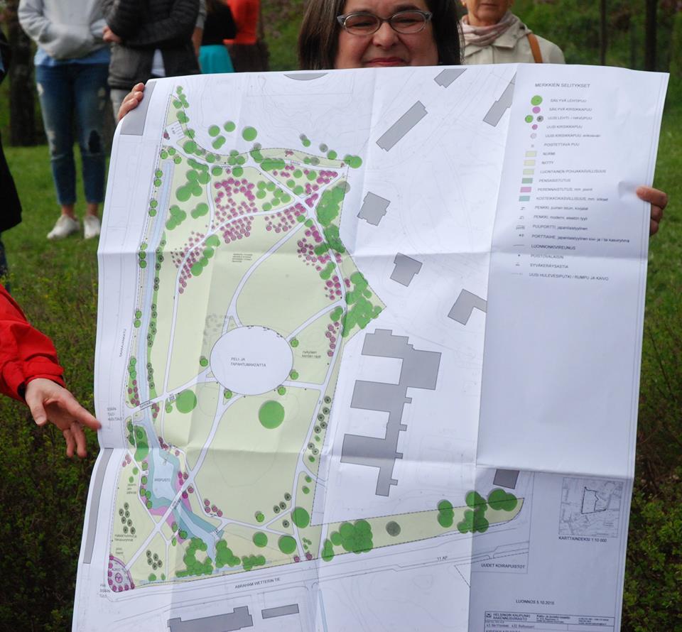 kartta kuva Pekka Mäkelä