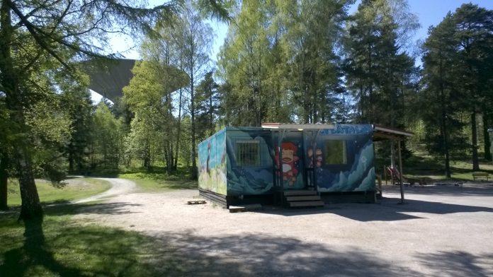 kylätalo (kuva Tapio Linna)