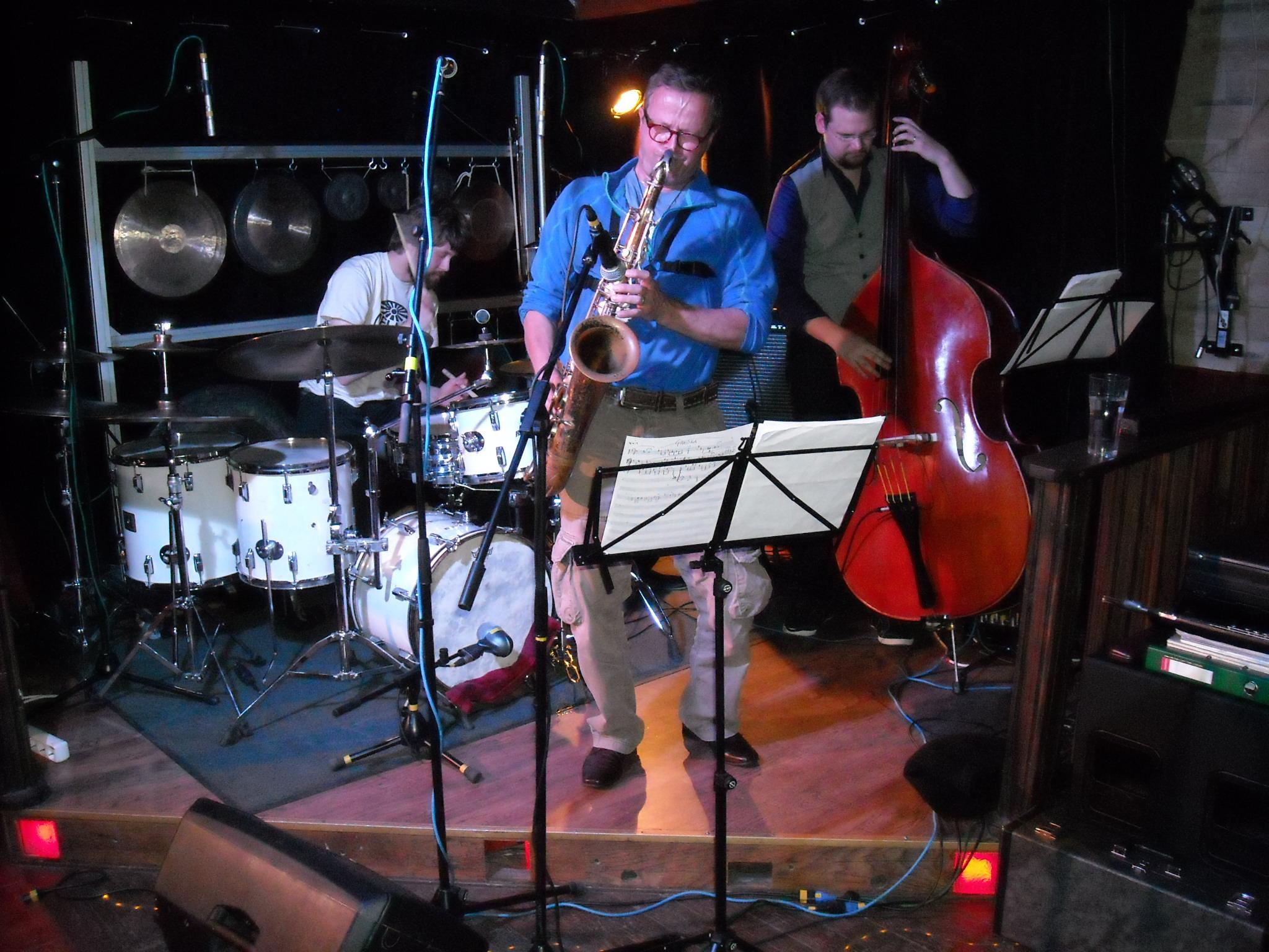 Jazz in HRH - kuva Tapio Linna