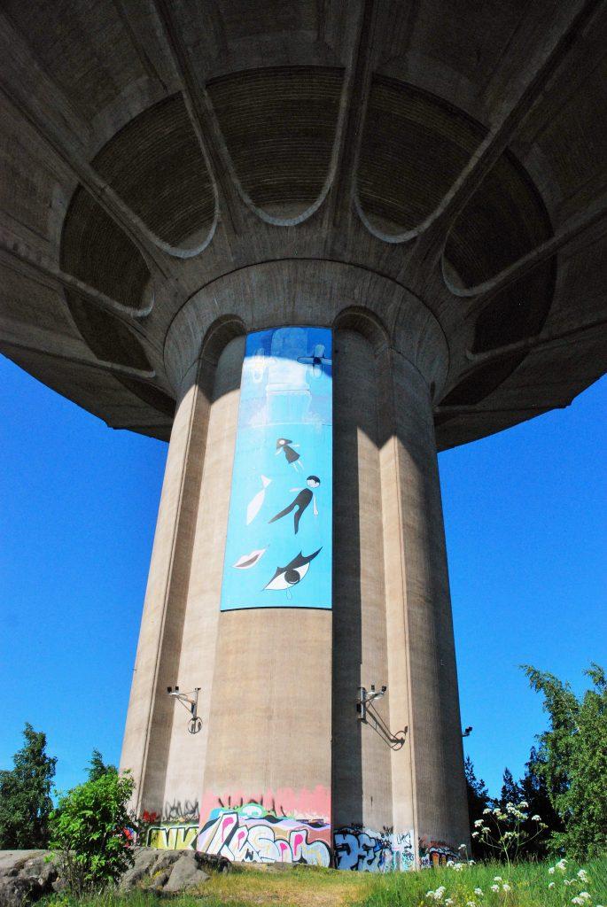 vesitorni 2 kuva Pekkä Mäkelä