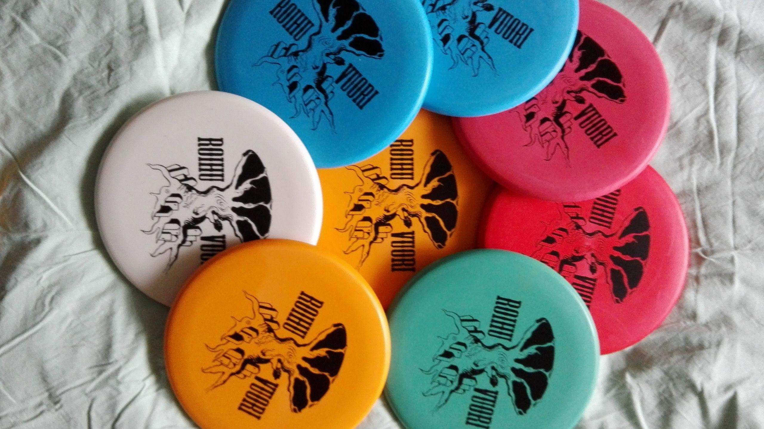 Roihuvuori-frisbee