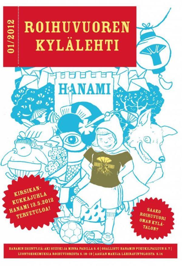 kylalehti kansi 1 2012