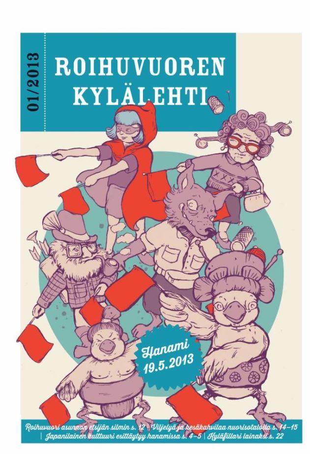 kylalehti kansi 1 2013
