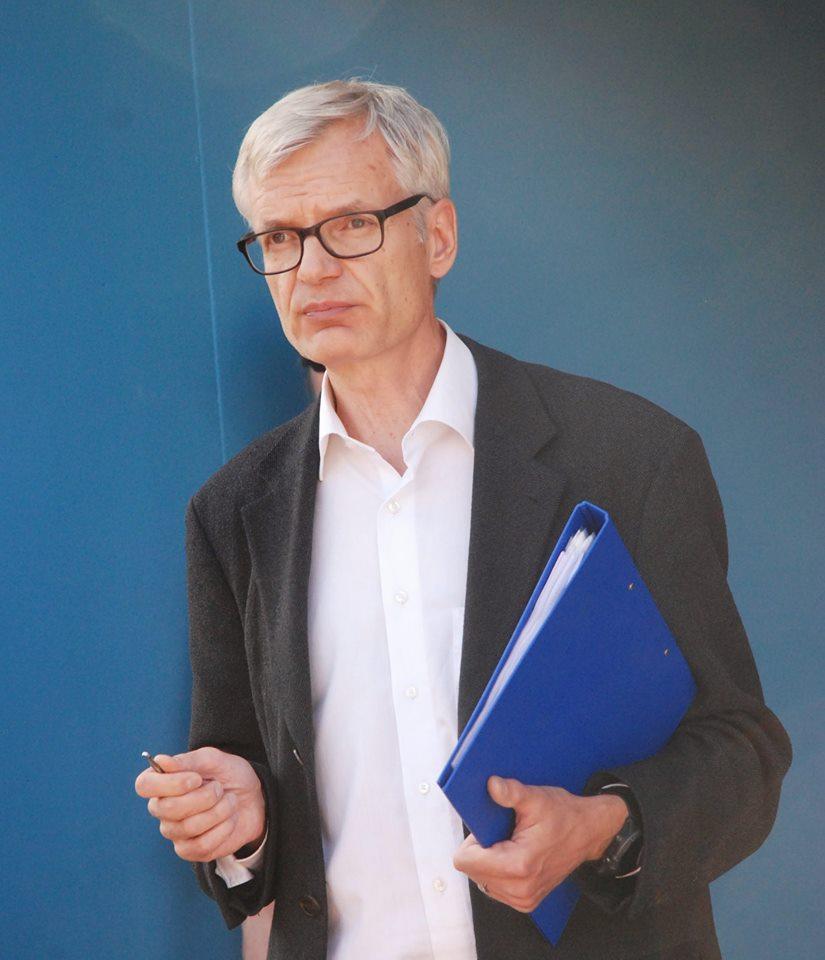 MAKELA Remontin pääsuunnittelija arkkitehti Timo Jeskanen
