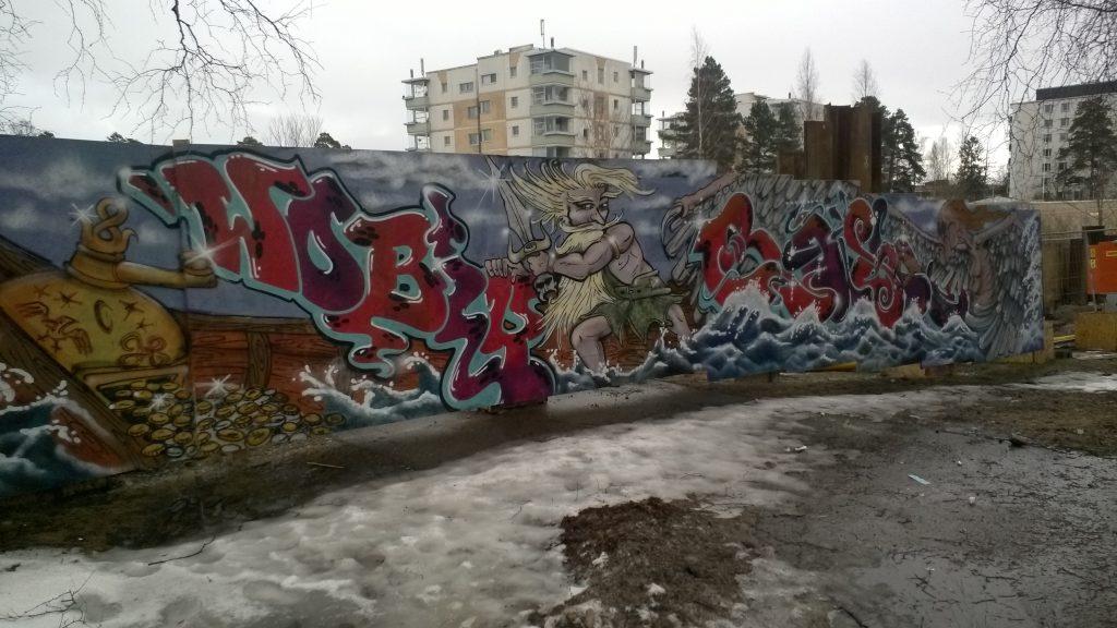 Ankan aita graffiti -3-2017 kuva 2