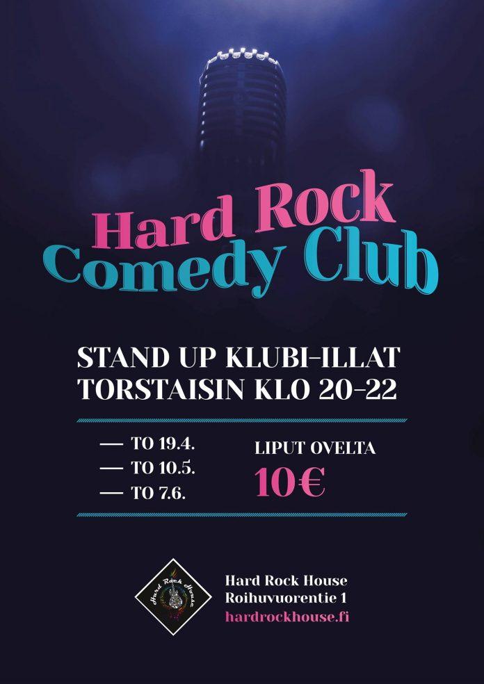 Hard Rock Comedy Club