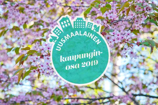 Vuoden kaupunginosa 2019 Roihuvuori