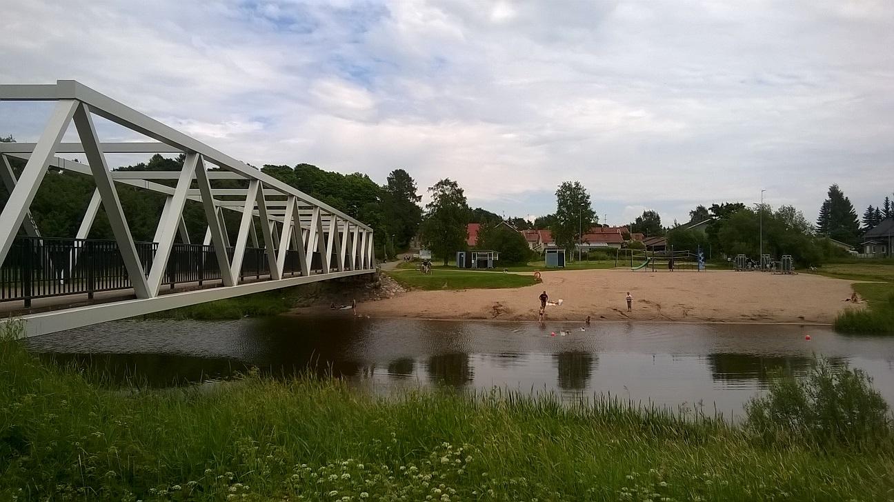 Tapaninvainion uimaranta