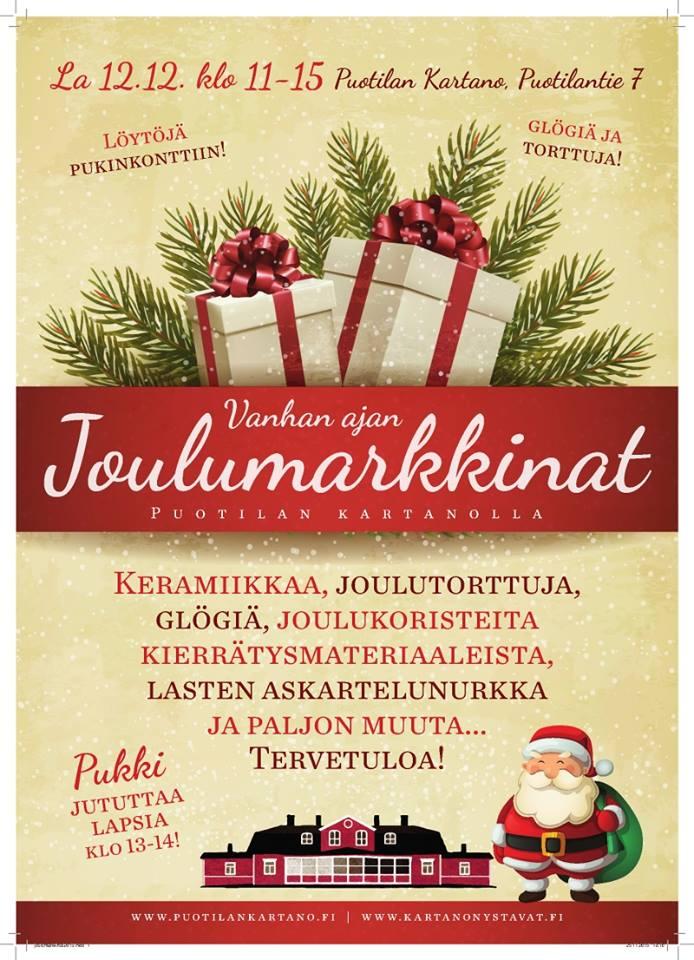 Joulumarkkinat2015 mainos