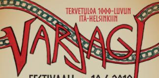 Varjagi 2018 juliste