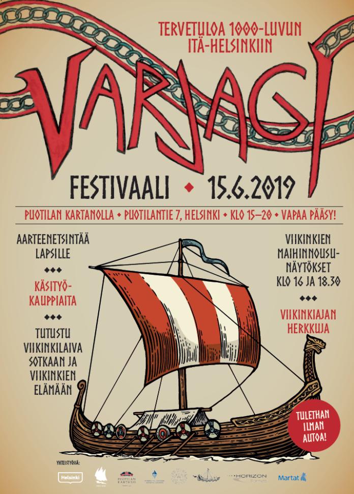 Varjagi juliste 2019